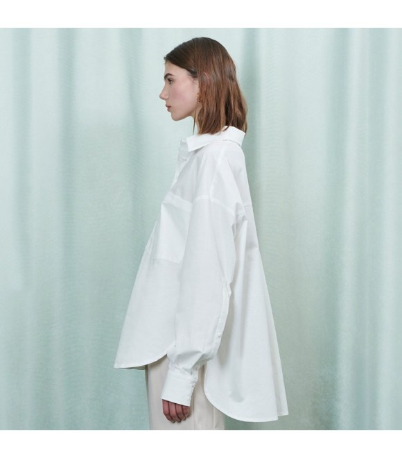 Блуза Ghospell 'Ripple'