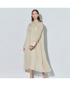 Платье Ghospell 'Shallow Pleat'