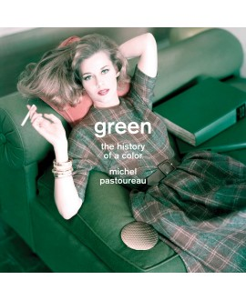Книга 'Green: The History of a Color' (НА ЗАКАЗ)