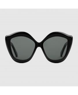 Очки Gucci GG0117S 001 чёрный