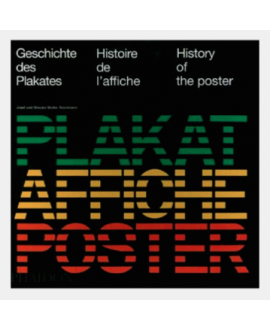 Книга 'History of the Poster'