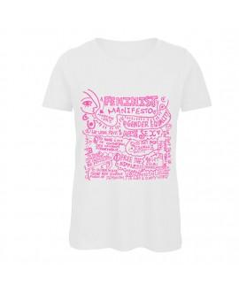 Футболка JemimaSara 'Feminist Manifesto'