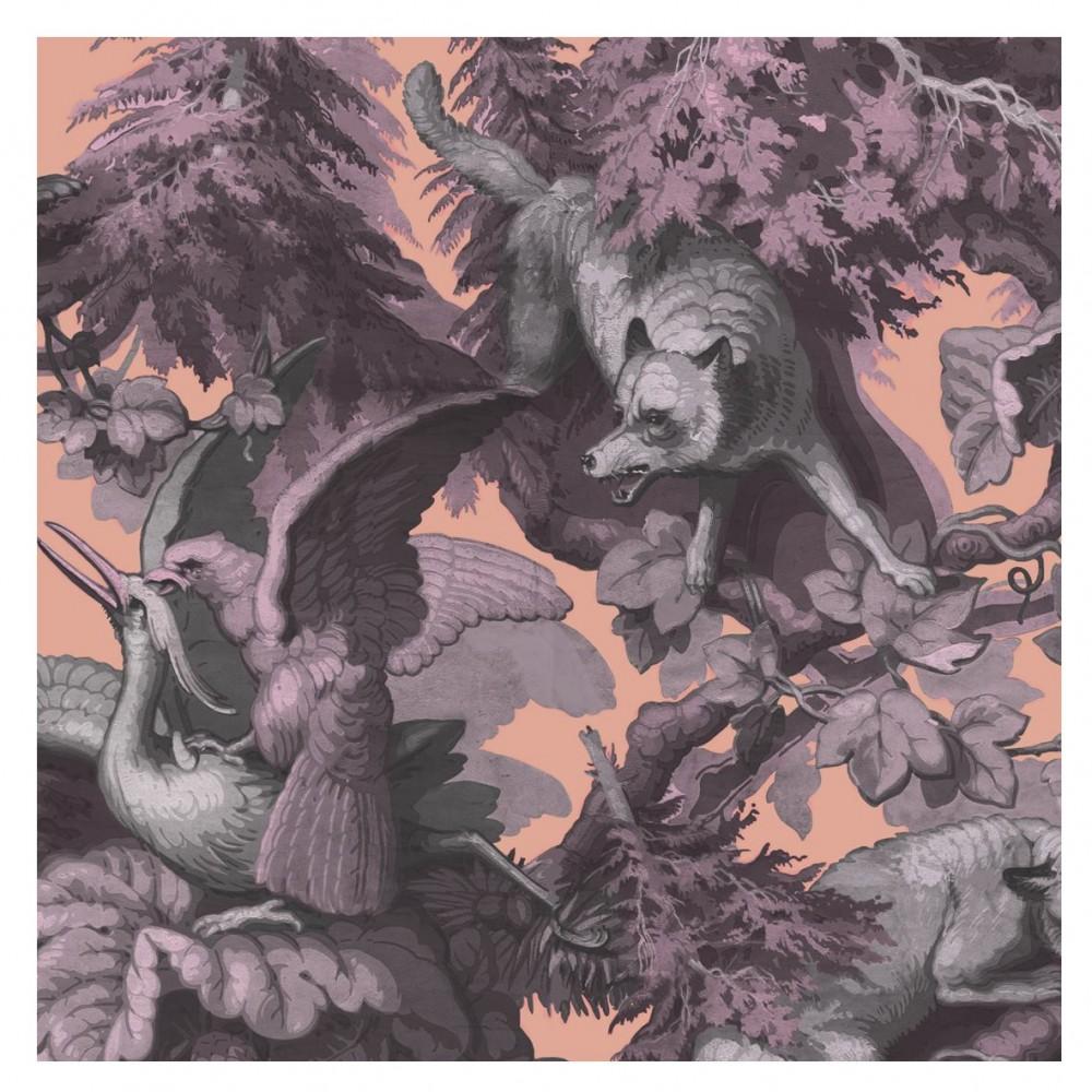 Шарф Klements «Беловежская пуща», 125 x 25, шелк
