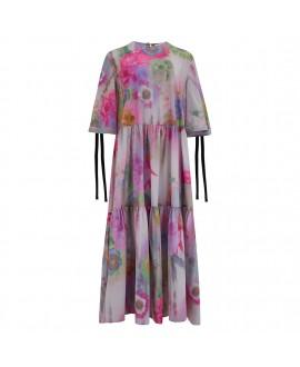 Платье Klements 'Eidothea' в расцветке «Вудсток» (НА ЗАКАЗ)