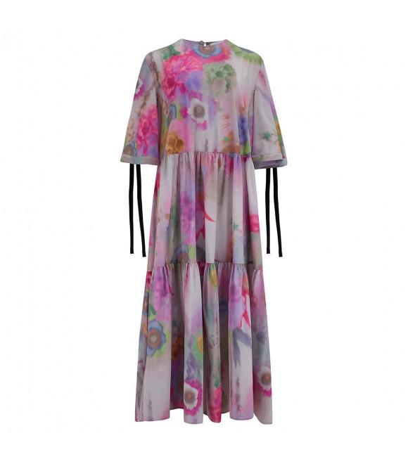 Платье Klements 'Eidothea' в расцветке «Вудсток»