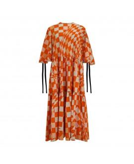 Сукня Klements 'Eidothea' с узором «Лабиринт» (НА ЗАКАЗ)