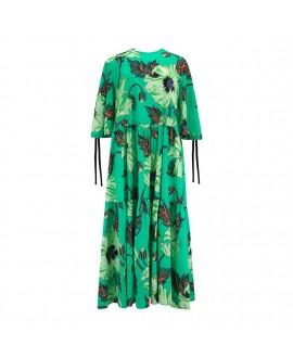 Платье Klements 'Eidothea' в расцветке «Отравленный мак»