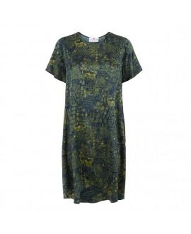 Платье Klements «Фрида» «Заброшенная деревня»
