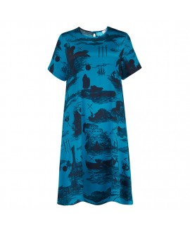 Платье Klements 'Frieda' «Обречённый рейс. Океан»