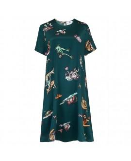 Платье Klements 'Frieda' «Чудище морское»