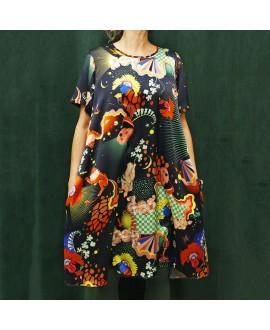 Платье Klements «Фрида» в расцветке «Просветление»