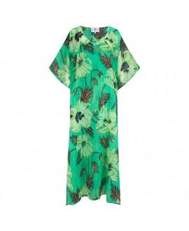Платье-кафтан Klements «Отравленный мак»