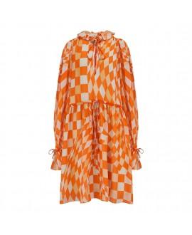 Платье Klements 'Maudie' с узором «Лабиринт»
