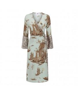 Платье Klements 'Netil' «Проклятая цивилизация» и «Заброшенная деревня»
