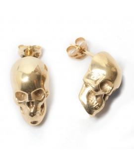 Серьги LeiVanKash 'Skull'