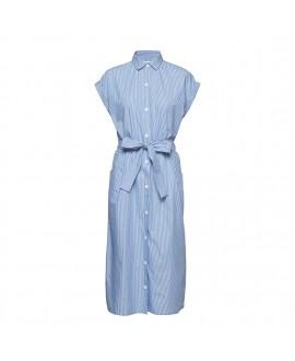 Платье Libertine-Libertine 'Unit' в синюю полоску