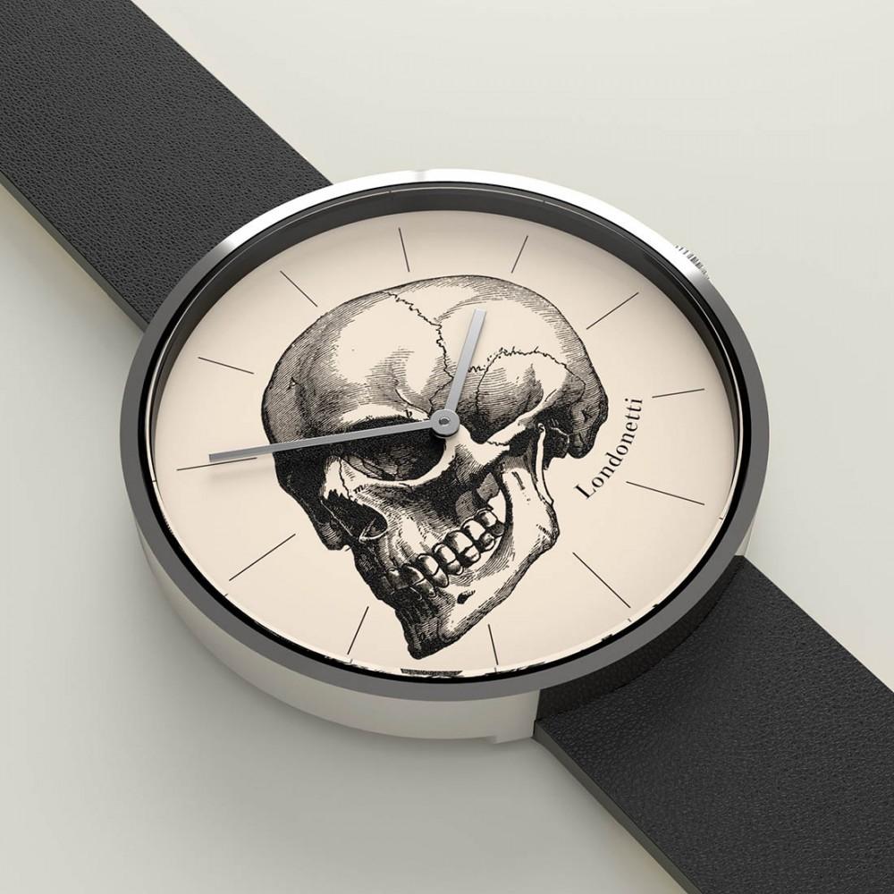 Наручные часы Londonetti Skull крупные - Фото 3