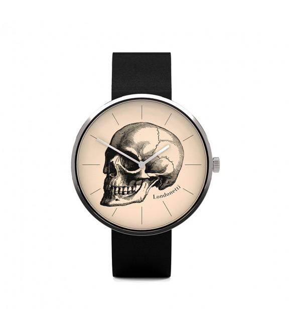 Наручные часы Londonetti Skull крупные