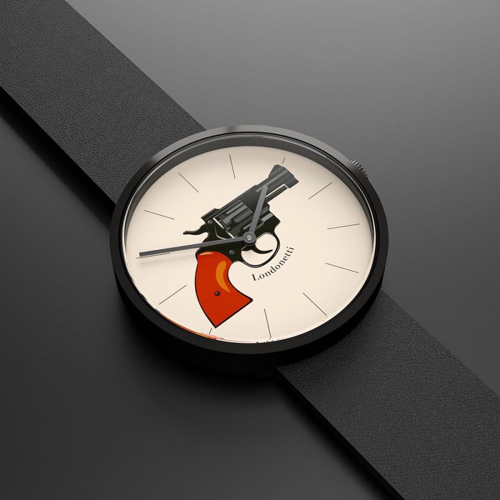 Наручные часы Londonetti Gun мини - Фото 2