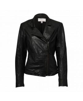 Кожаная куртка Muubaa 'Kendyll' черная