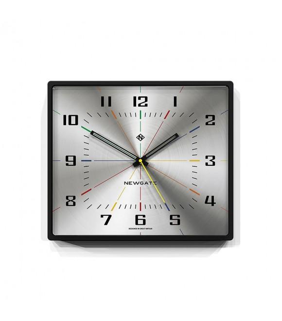 Настенные часы Newgate 'Box Office' серебристые