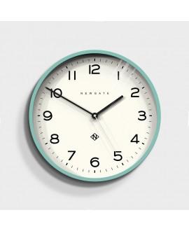 Настенные часы Newgate 'Echo Number Three' аквамарин
