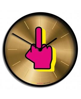 Настенные часы Newgate 'Up Yours' (НА ЗАКАЗ)