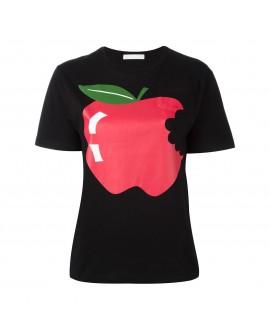 Футболка Peter Jensen с яблоком