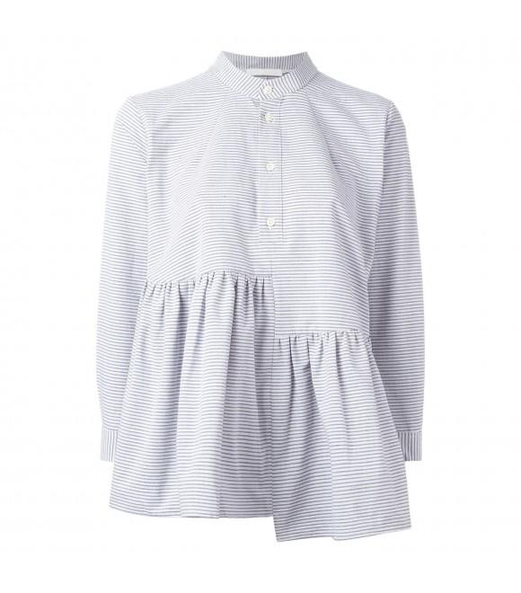 Блуза Peter Jensen с асимметричными оборками
