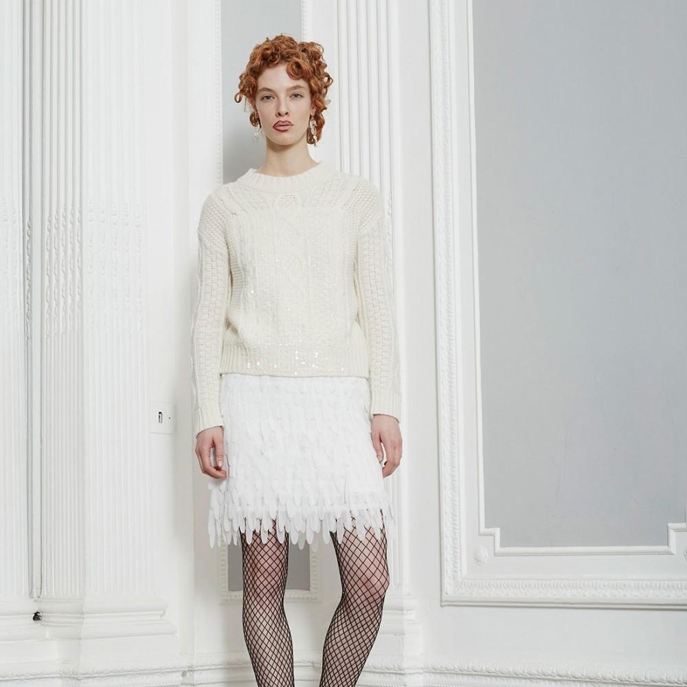 Платье Peter Jensen с лепестками - Фото 3