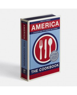 Книга 'America: The Cookbook'