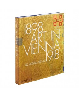 Книга 'Art in Vienna 1898-1918'