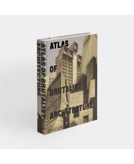 Книга «Атлас брутализма»