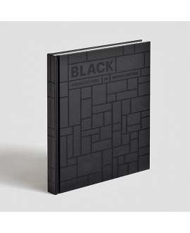 Книга 'Black: Architecture in Monochrome'