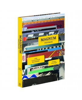 Книга Phaidon 'Magnum Photobook' The Catalogue Raisonne'