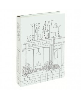 Книга 'The Art of the Restaurateur'