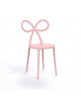 Стул Qeeboo 'Ribbon' розовый