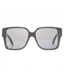 Очки Saint Laurent M9 004 Silver Glitter