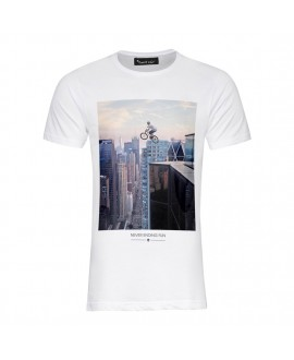 Мужская футболка Saint Noir 'Jump'