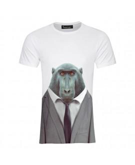 Мужская футболка Saint Noir «Макака»
