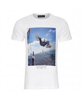 Мужская футболка Saint Noir 'Selfie'