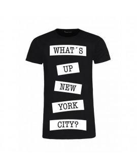 Мужская футболка Saint Noir 'What's Up New York'