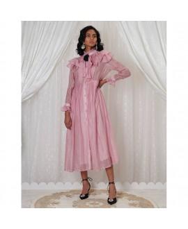Платье Sister Jane 'Beatrice' розовое