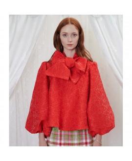 Блуза Sister Jane 'Grandma Rose' красная