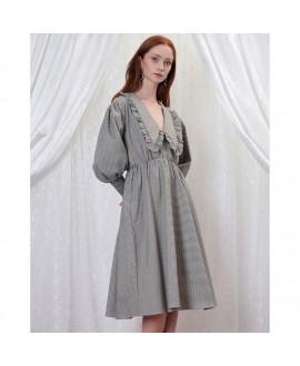 Платье Sister Jane 'Handkerchief' в клетку (НА ЗАКАЗ)