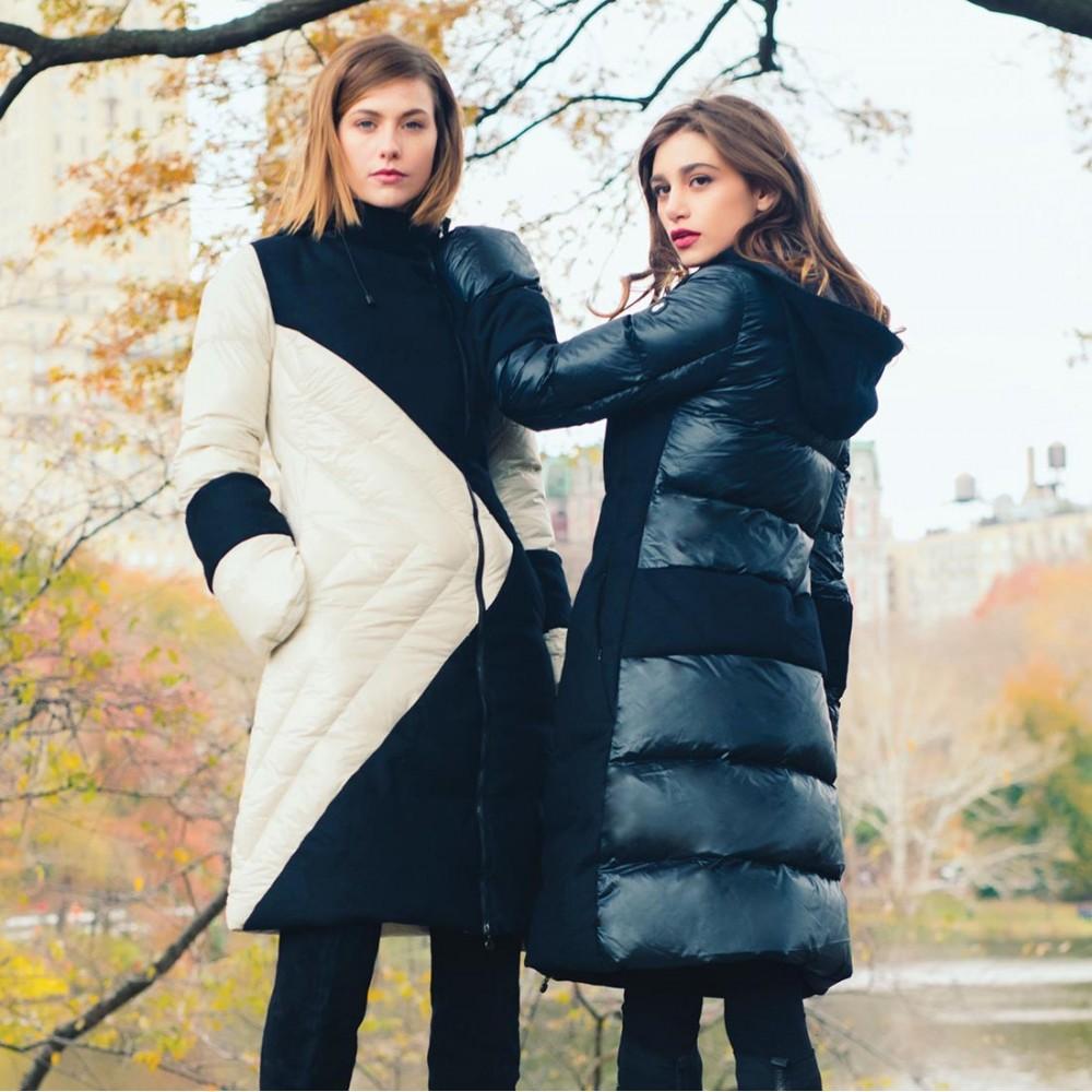 Пуховое пальто Snowman New York 'Direction' - Фото 2