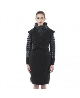 Пуховое пальто-трансформер Snowman 'Elegance'