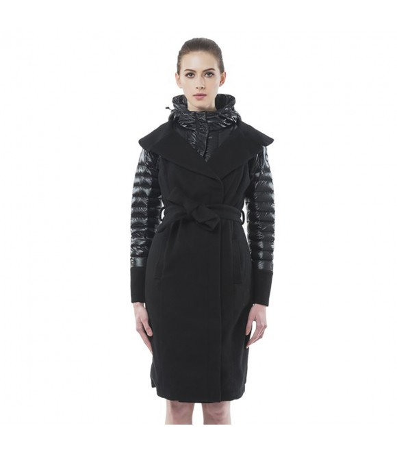Пуховое пальто-трансформер Snowman New York 'Elegance'