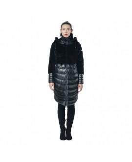 Пуховое пальто Snowman New York 'Finale' (НА ЗАКАЗ)