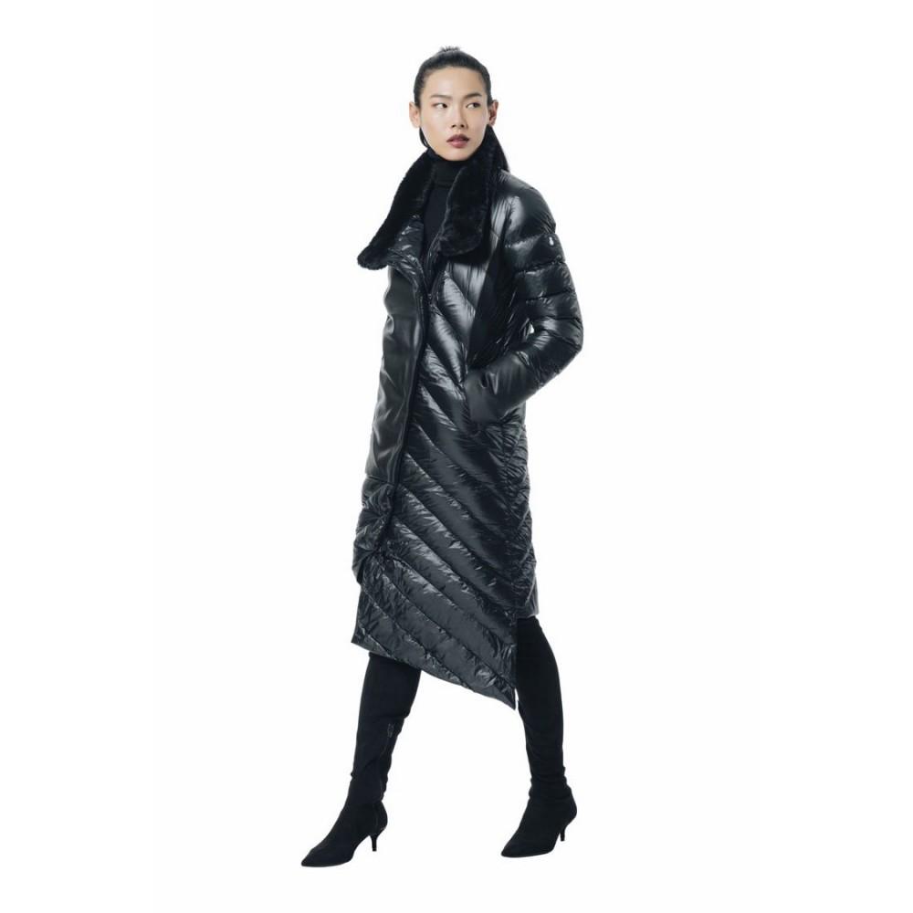 Пуховое пальто Snowman New York 'Intrigue' - Фото 2